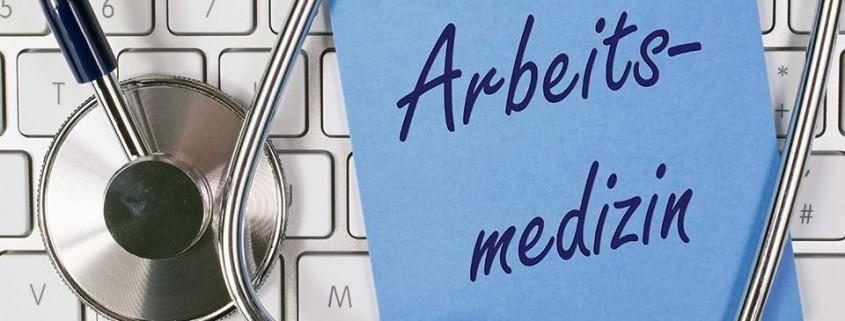 "alt=""Arbeitsmedizin"" title=""© DOC RABE Media - Fotolia.com"""