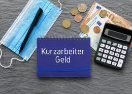 """alt=""""Notiz Kurzarbeit"""" title=""""© Racamani - stock.adobe.com"""""""